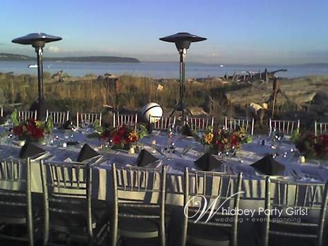 Summer Whidbey Wedding and Events